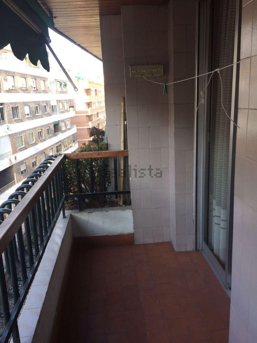Piso en calle Pedro Antonio de Alarcón, 34, Centro, Granada