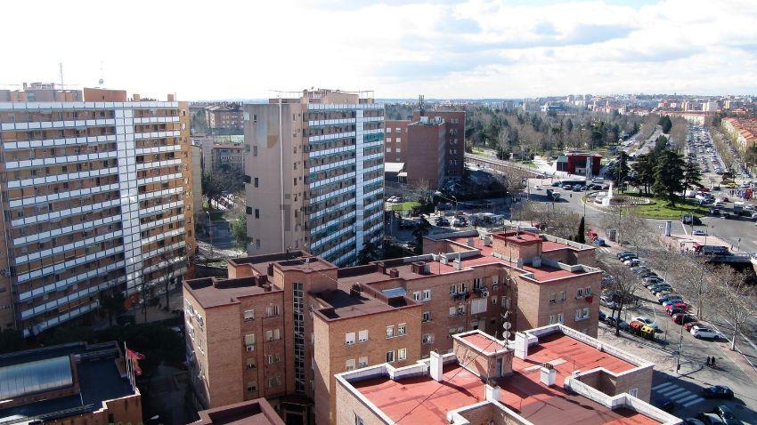 Piso en paseo Santa Maria de la Cabeza, 177, Moscardó, Madrid