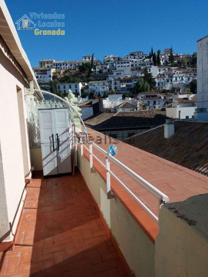 Piso en calle Gran Vía de Colón, Granada, Gran Vía, Granada