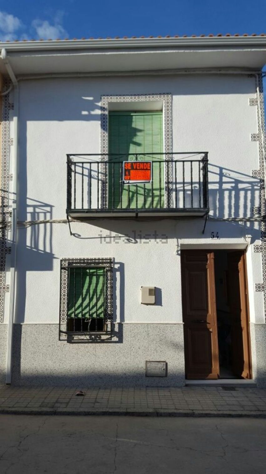Casa de pueblo en calle Prado y Palacios, 54, Villanueva de la Reina