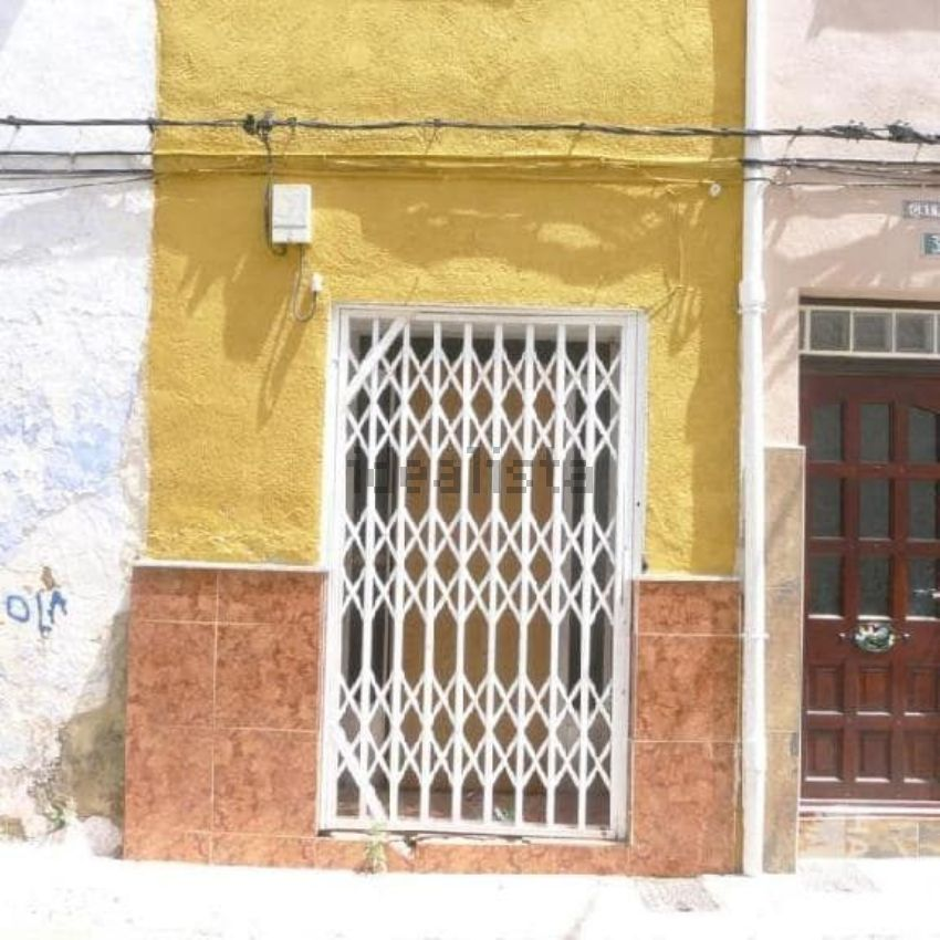 Casa rústica en Pego