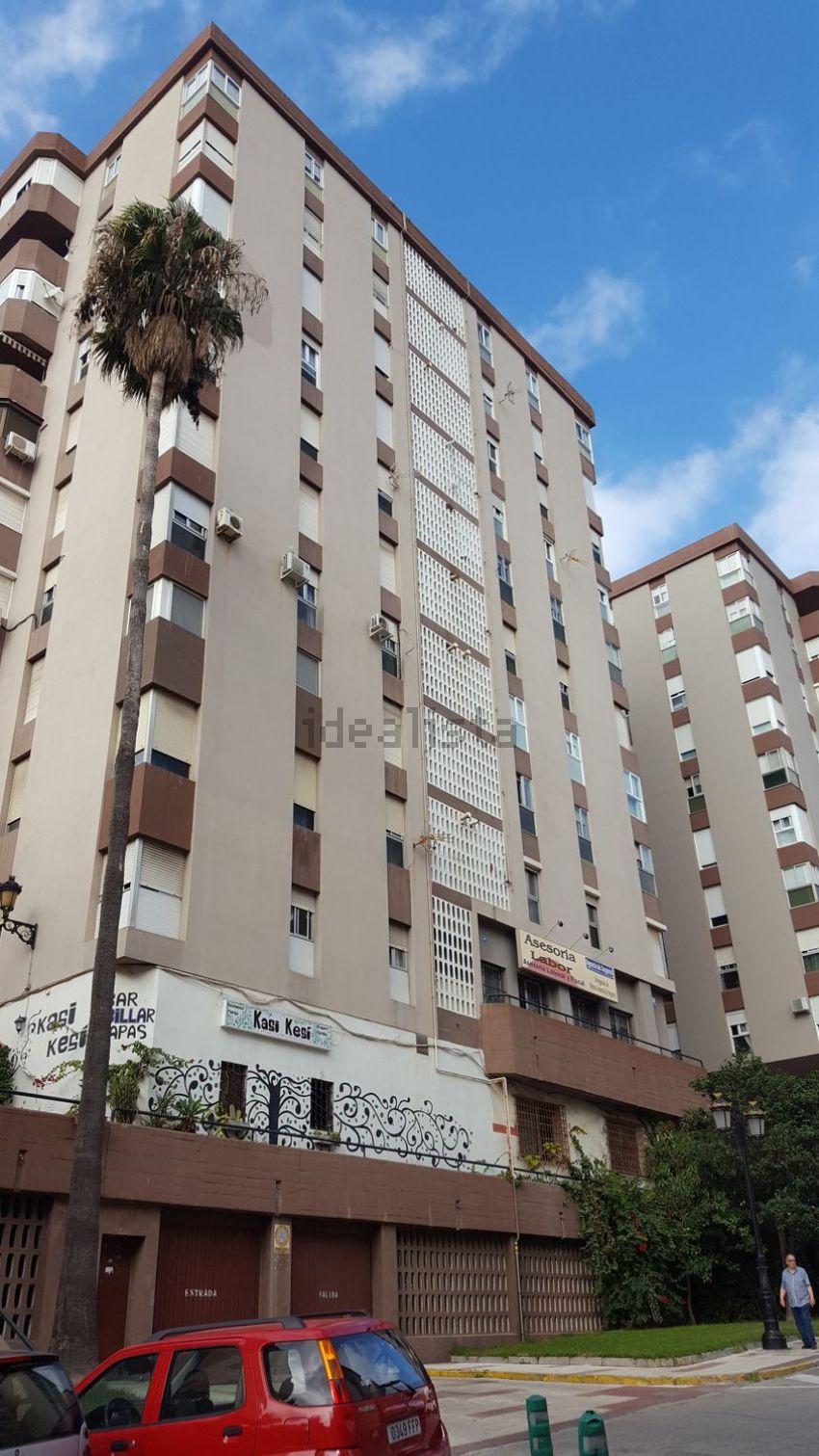 Piso en calle INMACULADA, La Reconquista - El Ensanche, Algeciras