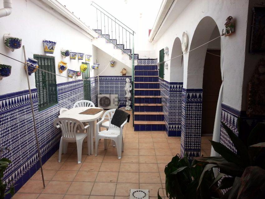 Chalet adosado en Ecija, Tiro de Línea, Sevilla