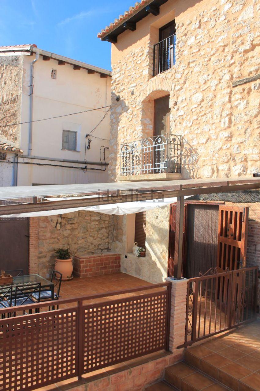 Casa de pueblo en calle Rosario B, 2, San León - El Carmen, Teruel