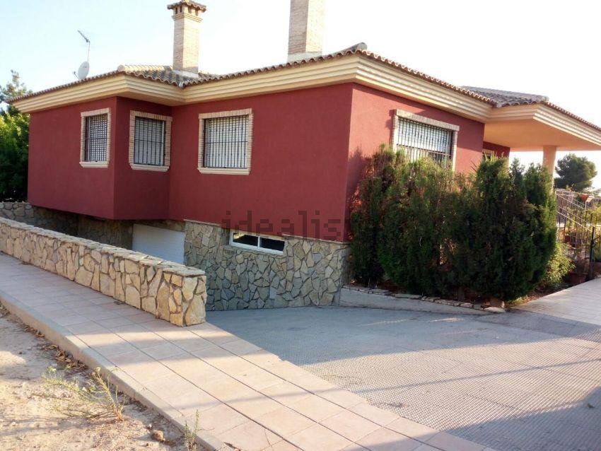 Chalet en calle alcalde garcia sanchez, La Albatalía, Murcia
