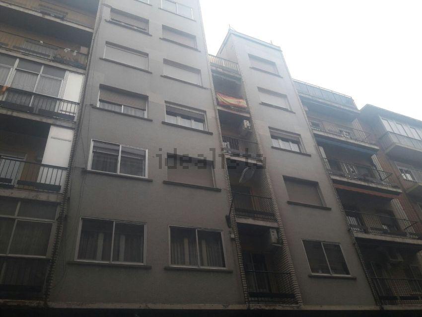 Piso en calle San Antonio María Claret, 43, Universidad San Francisco, Zaragoza