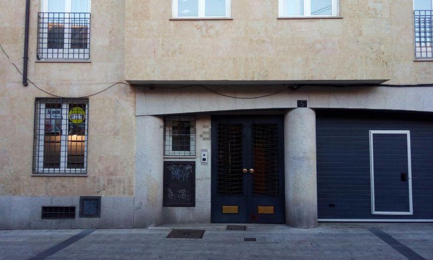 Estudio en calle Sorias, 5, Centro, Salamanca