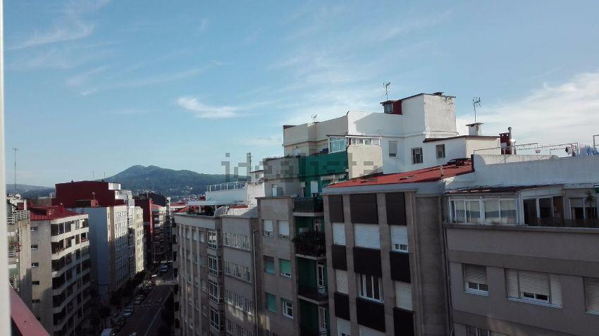 Piso en avenida das Camelias, Camelias - Pi y Margall, Vigo