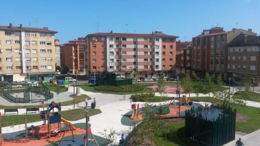 Piso en El Llano Alto, Gijón