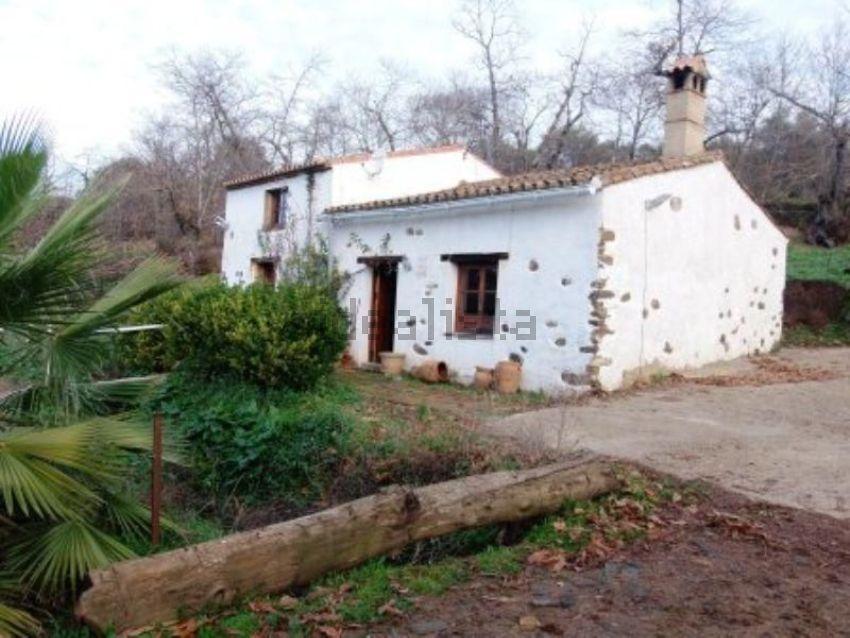 Casa rústica en Aracena