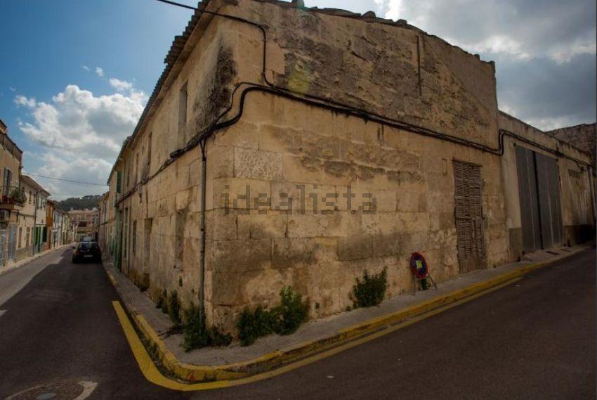 Chalet adosado en calle Major, Santa Margalida