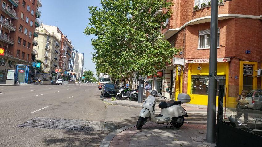 Piso en Nuevos Ministerios-Ríos Rosas, Madrid