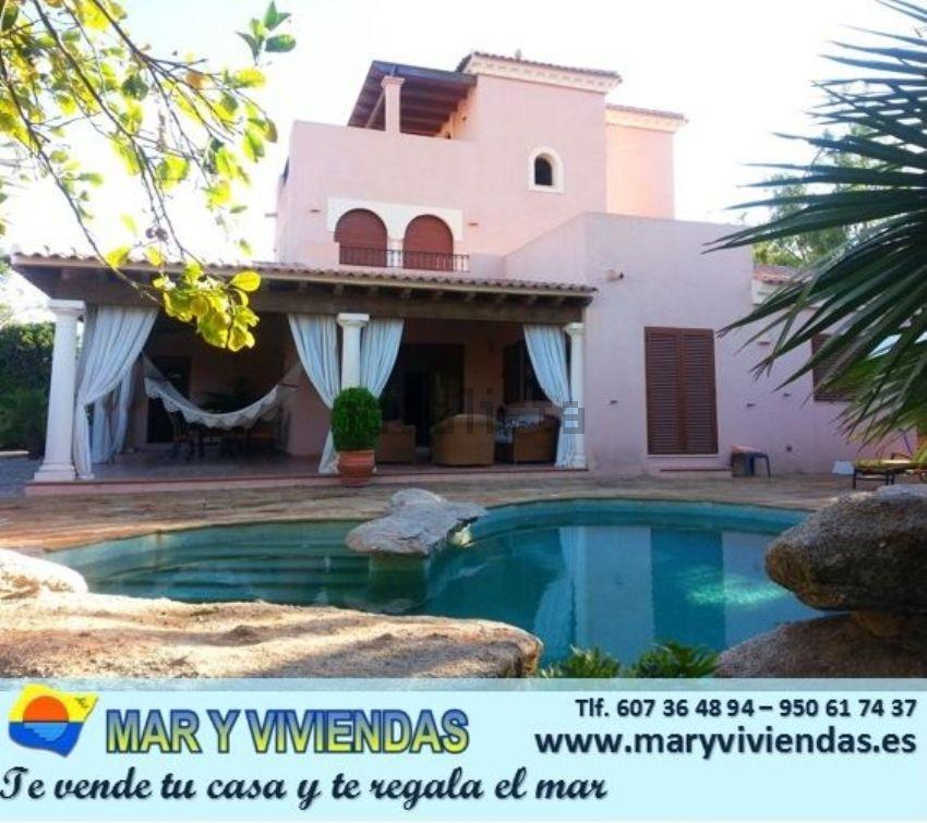 Casa o chalet independiente en rbol de la seda, s n, Puerto Vera - Las Salinas,