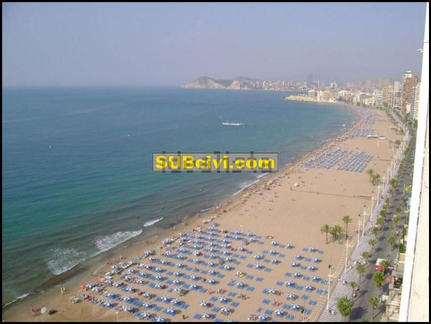 Piso en Playa de Levante, Benidorm