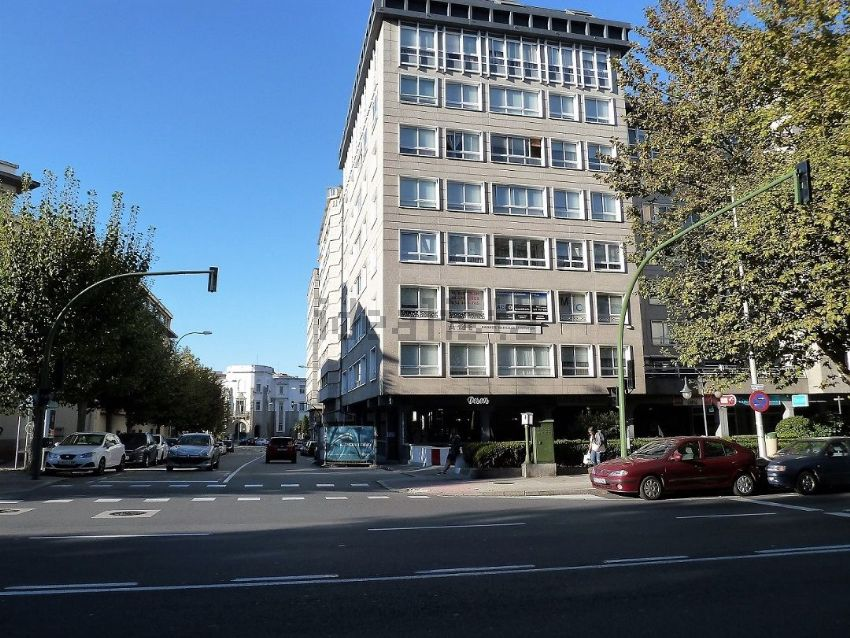 Piso en calle Manuel Murguía, Riazor - Los Rosales, A Coruña