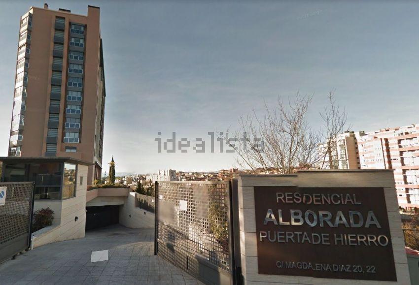 Piso en magdalena diaz, 22, Valdezarza, Madrid