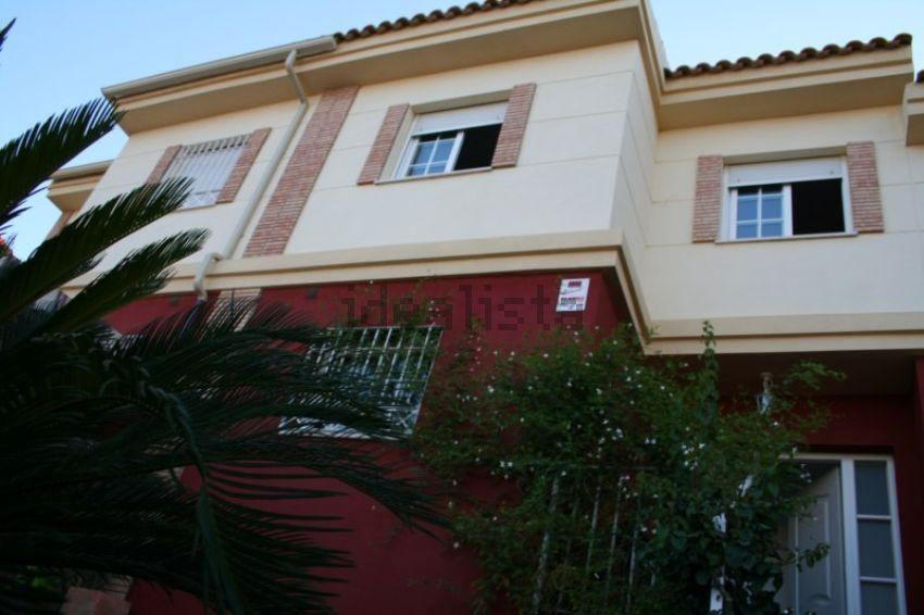 Chalet adosado en calle Santa Marta, 3, Manantiales - Lagar - Cortijo, Alhaurín