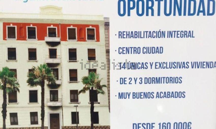 Piso en avenida salamanca, Ensanche-Diputación, Alicante Alacant