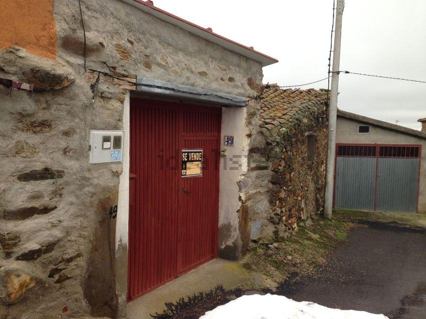 Casa de pueblo en calle San Pedro, 9, Armenteros
