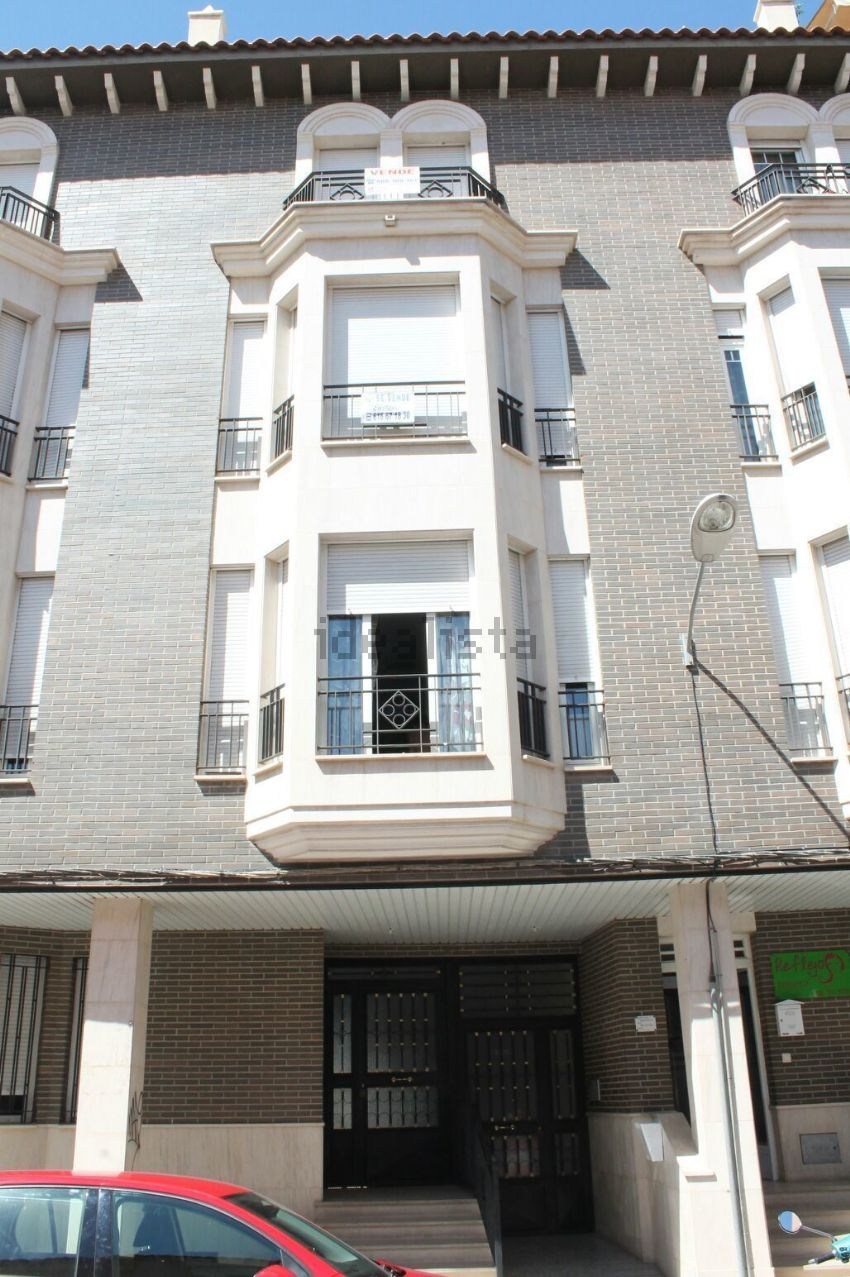 Piso en calle Campo, 45, Tomelloso