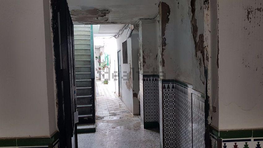 Chalet pareado en calle Arcos, Centro, Jerez de la Frontera