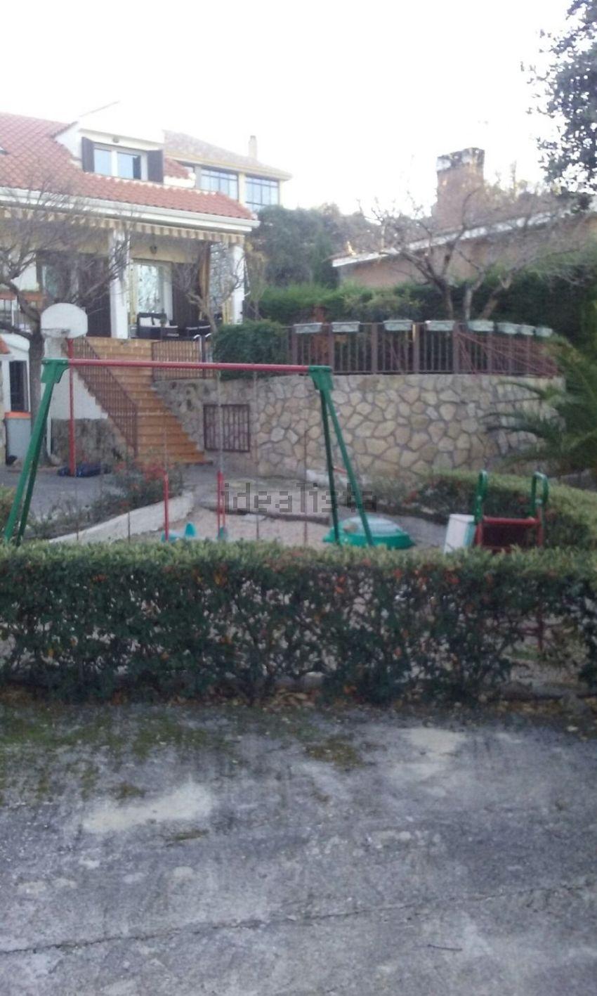 Casa o chalet independiente en Puerto de Arlabán, Cerro Alarcón, Valdemorillo