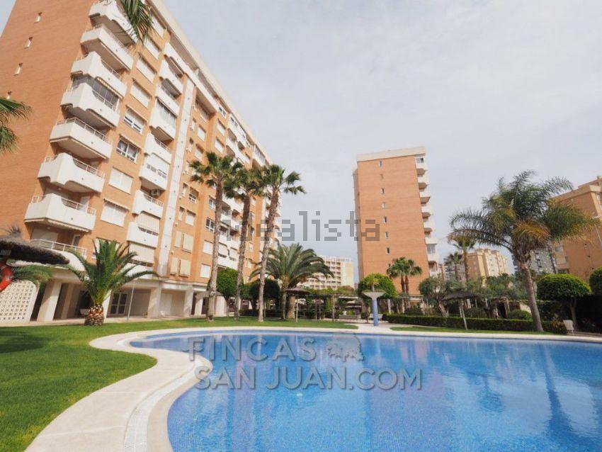 Piso en avenida Oviedo, Playa de San Juan, Alicante Alacant