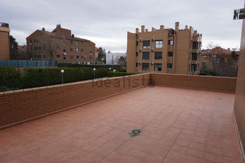 Estudio en calle Torrecilla del Puerto, 3, San Juan Bautista, Madrid