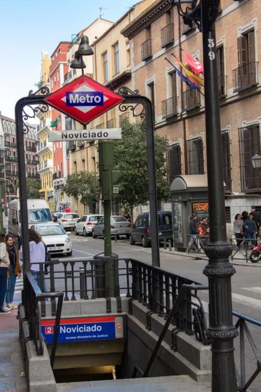 Piso en San Vicente Ferrer, s n, Malasaña-Universidad, Madrid