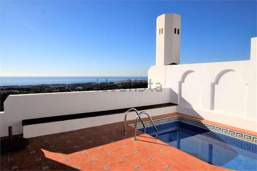 Piso en urbanización marbella hill club, Nagüeles, Marbella