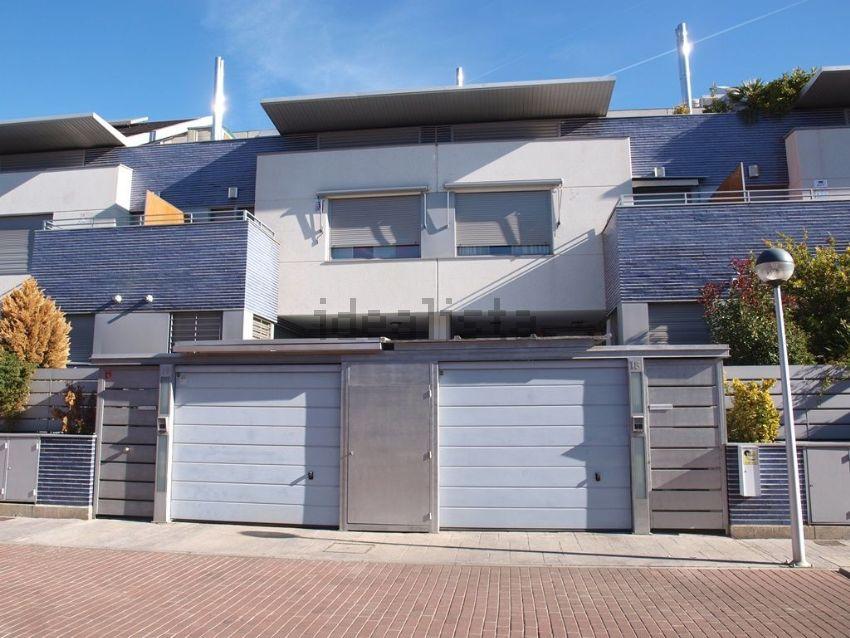 Chalet adosado en calle Camilo José Cela, Rivas Futura, Rivas-Vaciamadrid