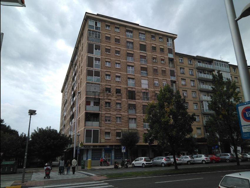 Piso en avenida Sancho el Fuerte, San Juan, Pamplona Iruña