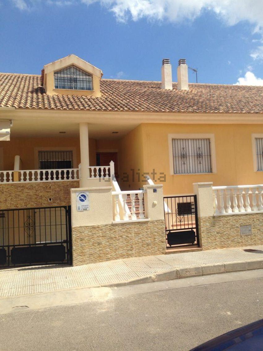 Chalet adosado en calle Río Guadiaro, 12, Los Dolores-Los Gabatos, Cartagena