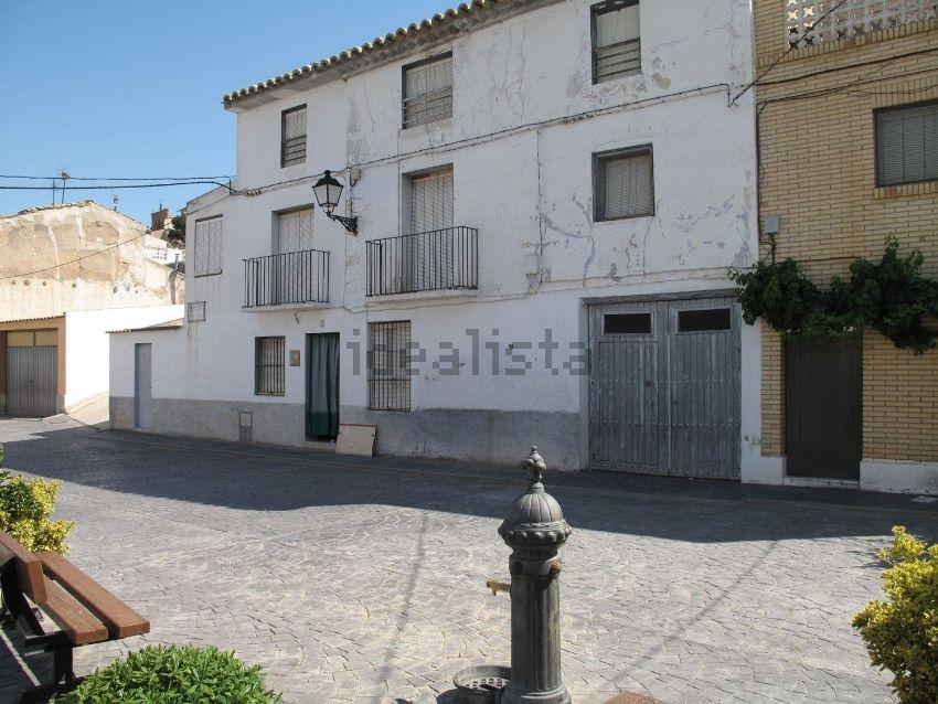 Casa de pueblo en calle San Juan, 1, Velilla de Ebro