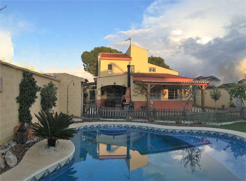 Casa o chalet independiente en Loreto, Espartinas