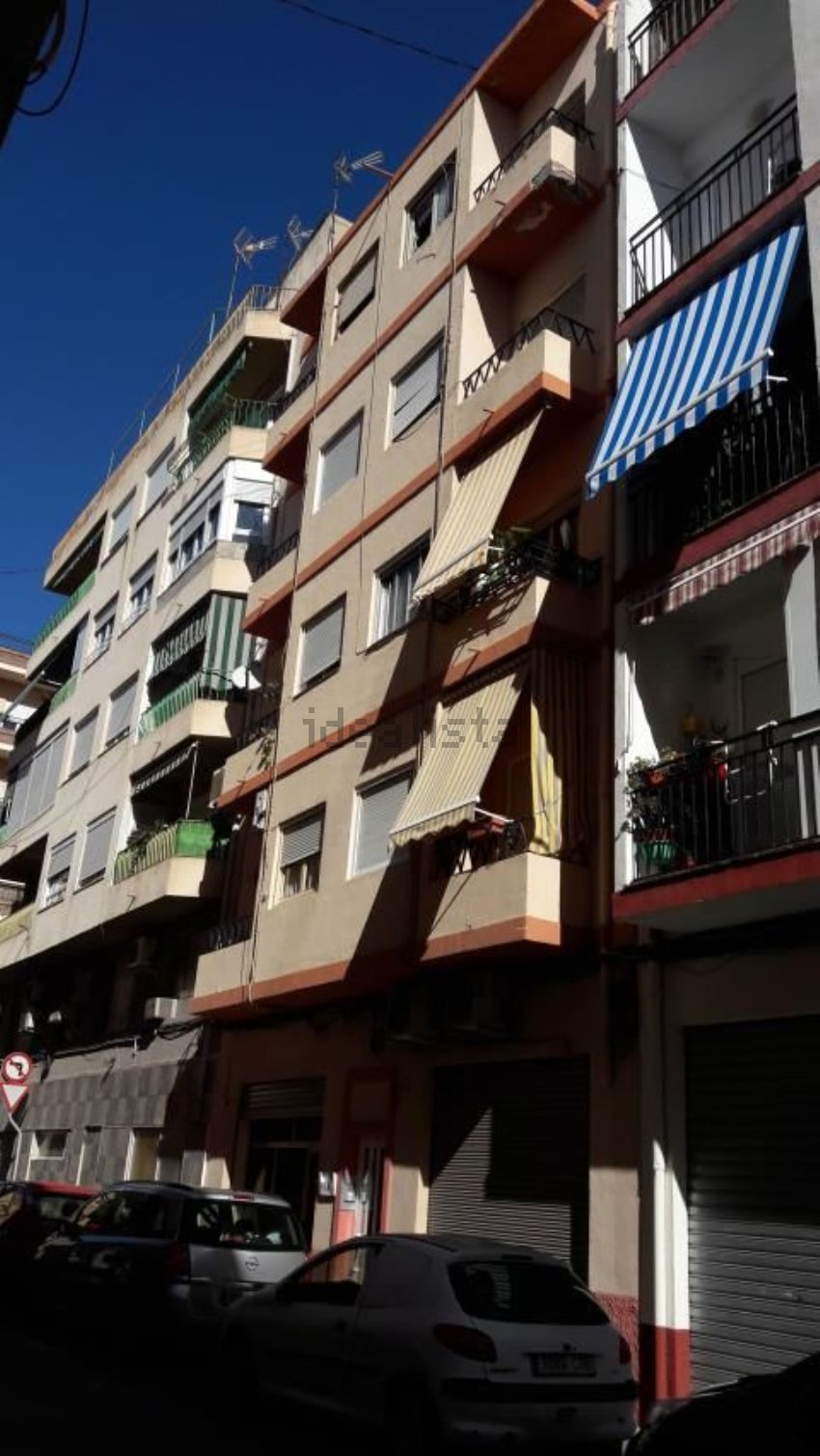Piso en calle murcia, Plaza Castelar - Mercado Central - Fraternidad, Elda