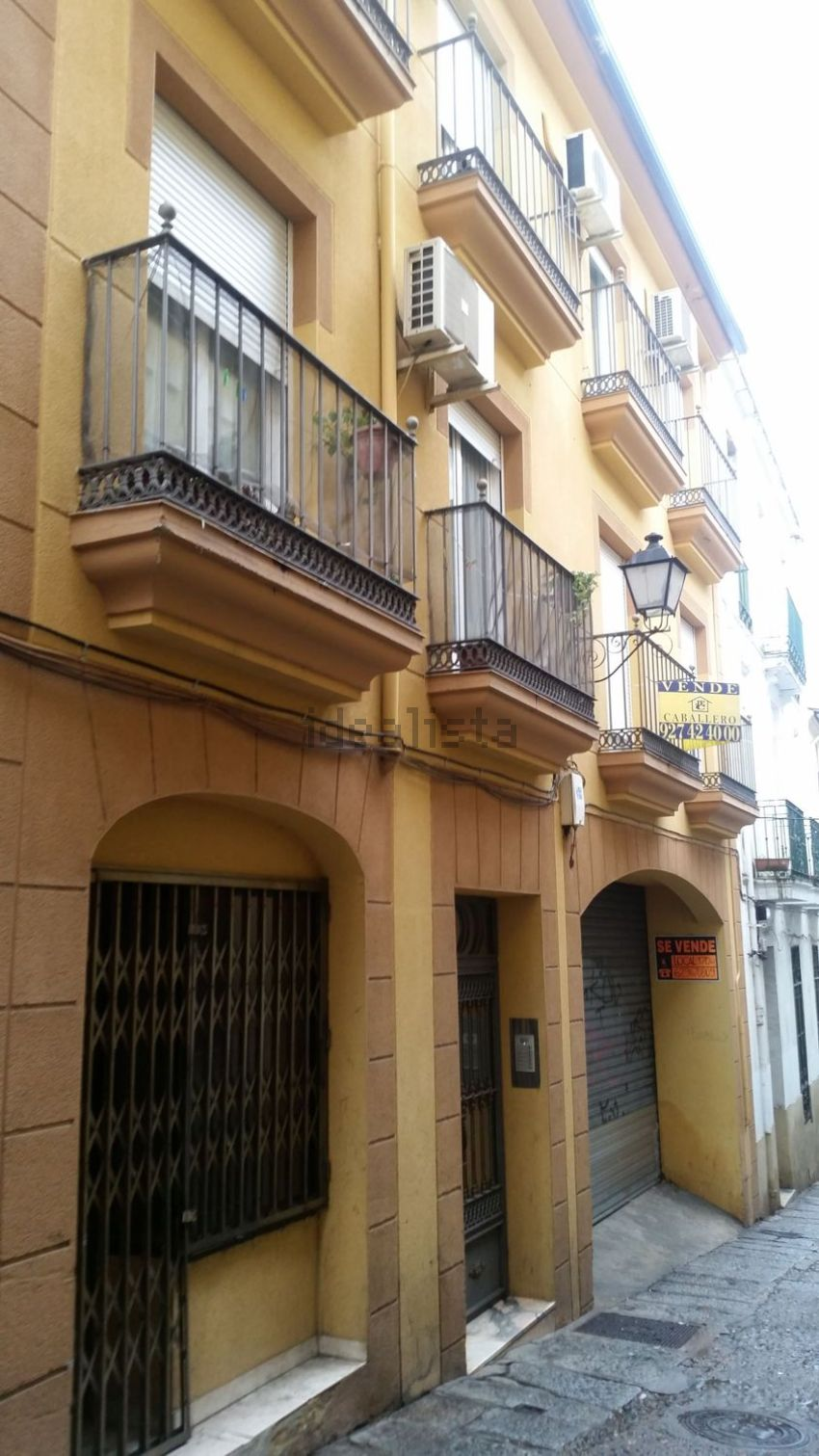 Piso en calle Santa Ana, 30, Centro Ciudad, Plasencia
