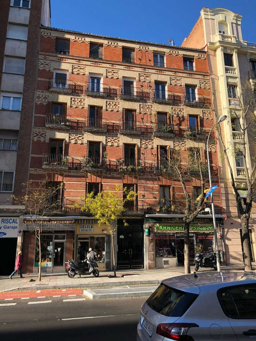 Piso en calle de Santa Engracia, 39, Trafalgar, Madrid