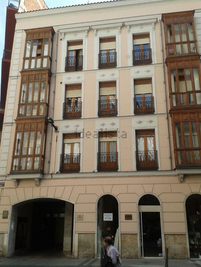 Piso en calle Perú, 7, Centro, Valladolid