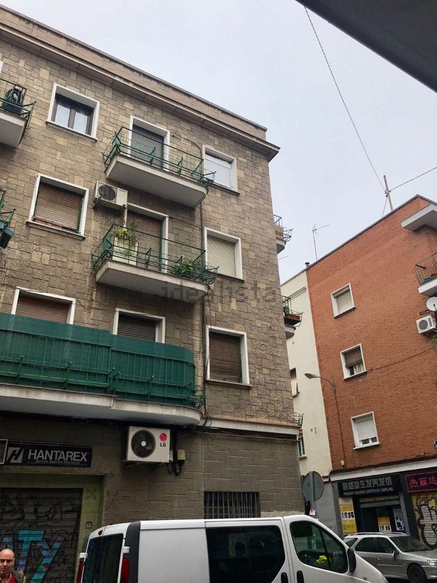 Piso en Nicolás usera, s n, Almendrales, Madrid