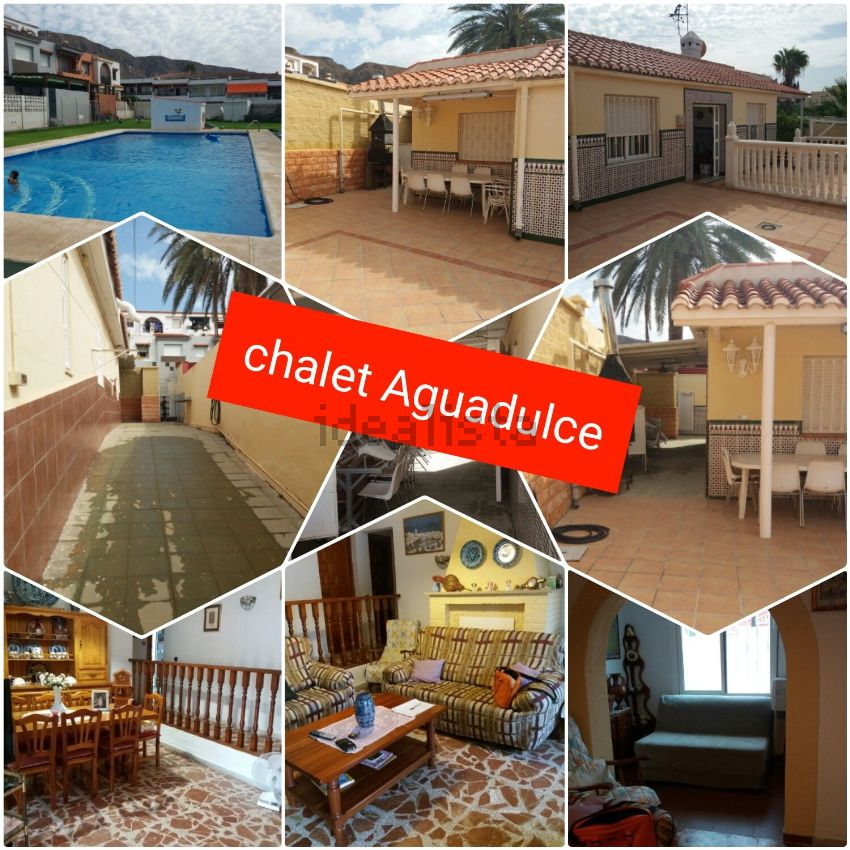 Casa o chalet independiente en calle Jardín, 18, Aguadulce norte, Roquetas de Ma