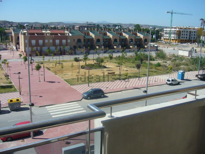 Piso en avenida Francisco Jiménez Ruiz, Zona Juan Carlos I, Murcia