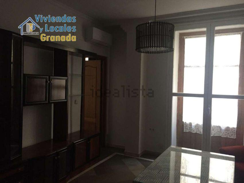 Piso en calle Álvaro de Bazán, Granada, Gran Vía, Granada