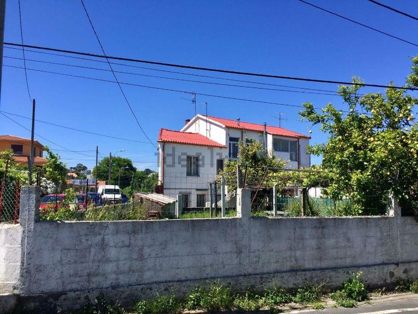 Chalet adosado en calle do Cabalo Branco, 105, A Malata - Catabois - Ciudad Jard