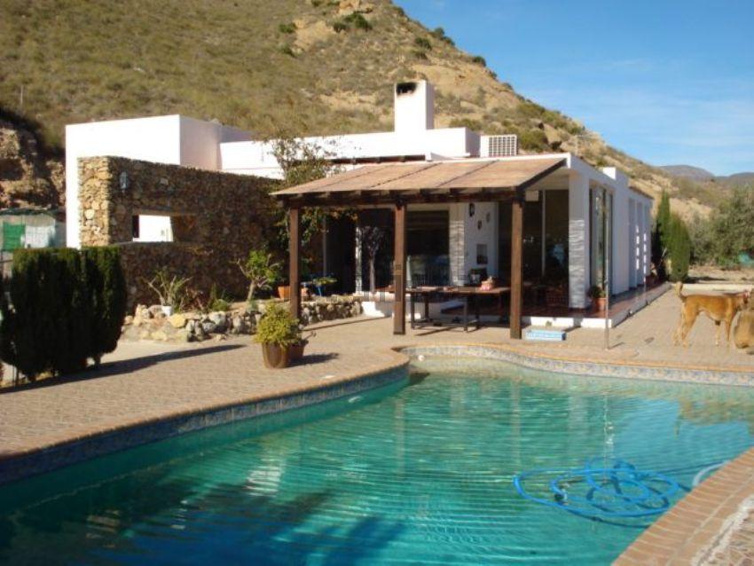 Casa o chalet independiente en Parque Natural Cabo de Gata - Níjar, Almería