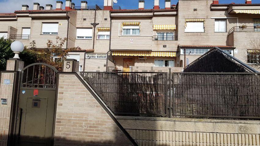 Chalet adosado en calle ESPALMADOR, El Pinar- Punta Galea, Las Rozas de Madrid
