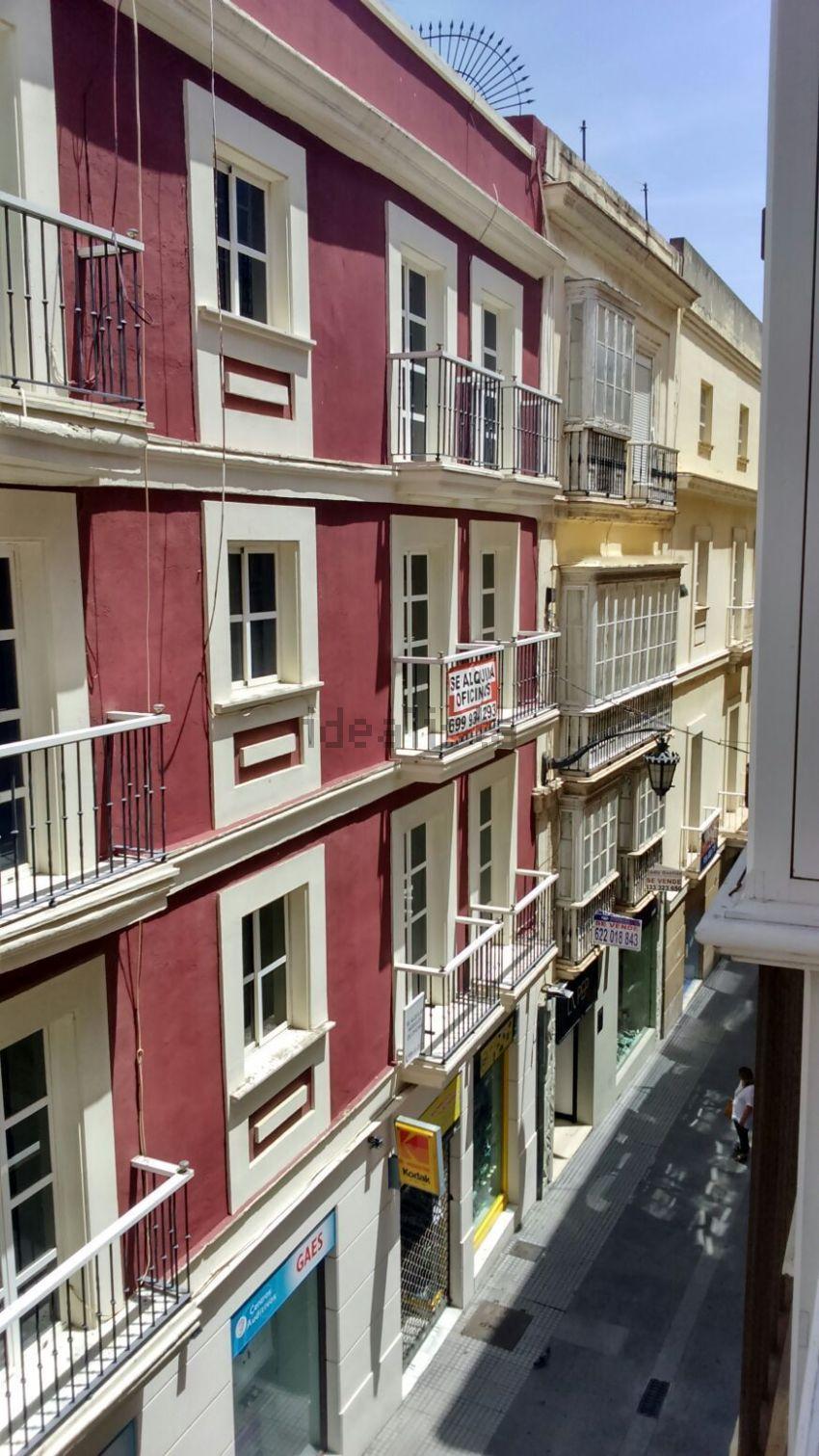 Estudio en calle ancha, 37, Centro Histórico - Plaza España, Cádiz