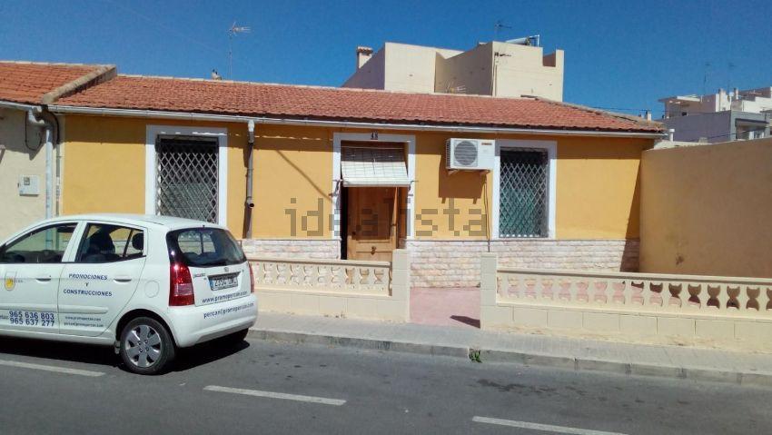 Casa o chalet independiente en calle llauradors, Campello Pueblo, El Campello
