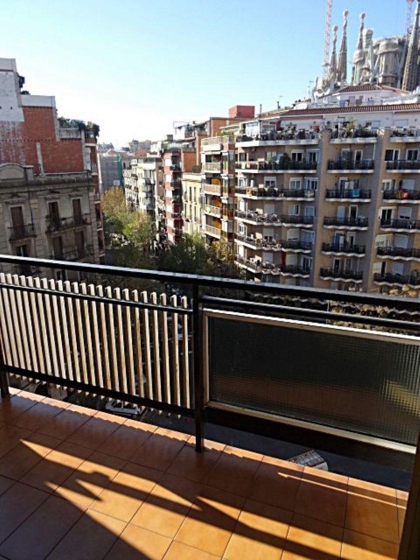 Piso en calle de Lepant, La Sagrada Família, Barcelona