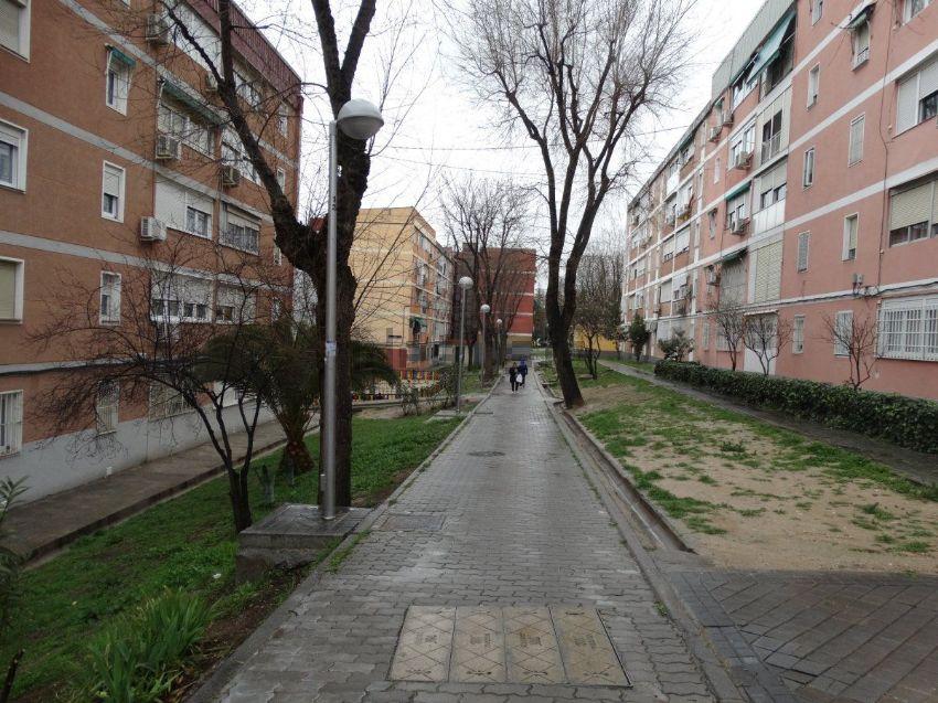 Piso en calle del corregidor señor de la elipa, Marroquina, Madrid